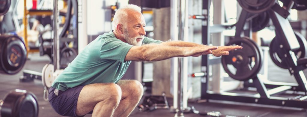 The Elderly Population who Want to Remain Healthy