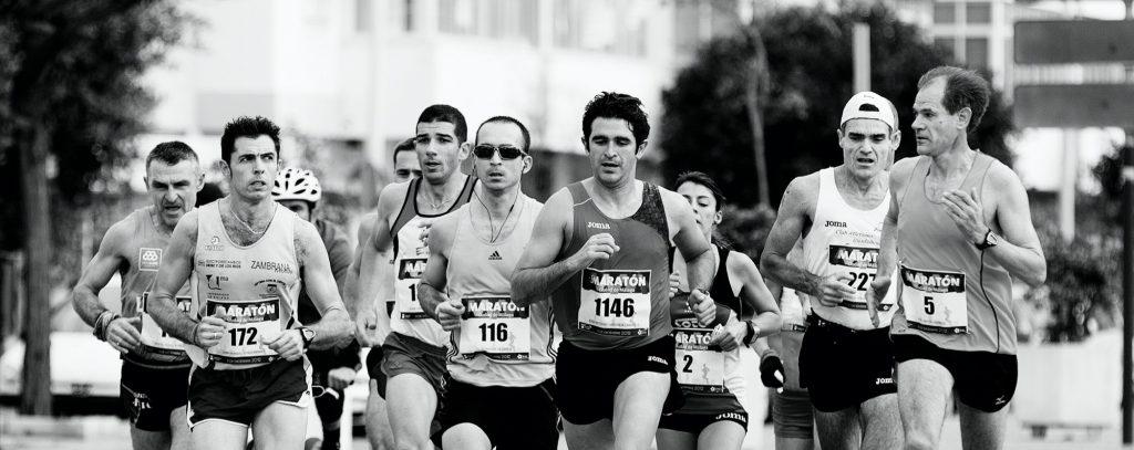 Masters Athletes